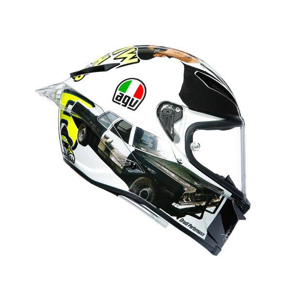 PISTA GP R LIMITED EDITION ECE DOT - ROSSI MISANO 2016 - Pista GP R