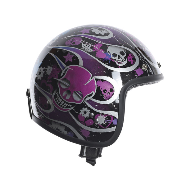 RP60 AGV E2205 MULTI - SKULLY - Promotions