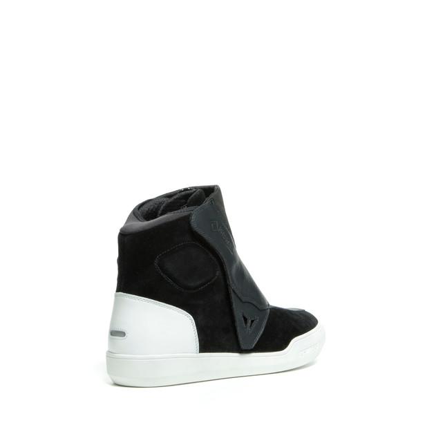 DOVER GORE-TEX SHOES BLACK/WHITE- Shoes