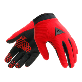 SCARABEO GLOVES LIGHT-RED/BLACK- Handschuhe