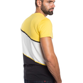 KING-K T-SHIRT YELLOW/BLACK- Casual Wear