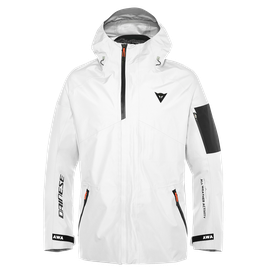 AWA TECH SHELL LILY-WHITE/STRETCH-LIMO- Jackets