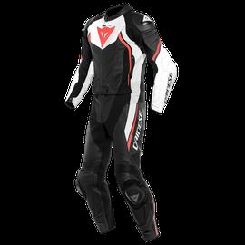 AVRO D2 2 PCS SUIT BLACK/WHITE- Two Piece Suits