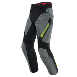 SOLARYS TEX PANT BLACK/ANTHRACITE/FLUO-YELLOW