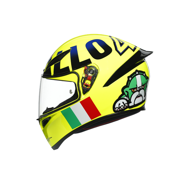 K1 TOP ECE2205 - ROSSI MUGELLO 2016 - Helme
