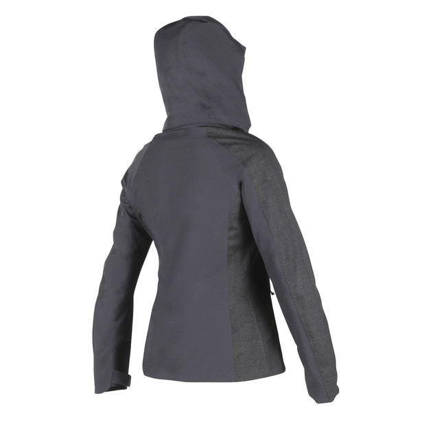 EPAULE D-DRY® JACKET LADY BLACK/ANTHRACITE-MELANGE- Jackets