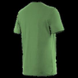 T-SHIRT PADDOCK TRACK  GREEN/WHITE- Casual Wear