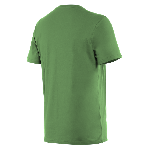 PADDOCK TRACK T-SHIRT GREEN/WHITE- Casual Wear