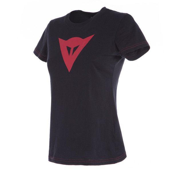 SPEED DEMON LADY T-SHIRT BLACK/RED- T-Shirts
