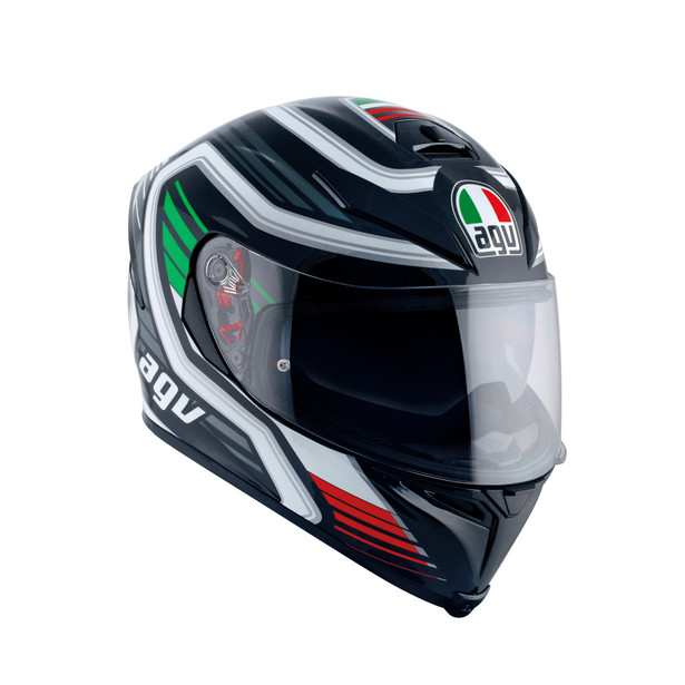 K-5 S MULTI ECE DOT PLK - FIRERACE BLACK/ITALY - Promotions