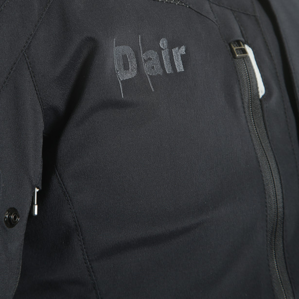 CARVE MASTER 2 D-AIR GORE-TEX® JACKET BLACK/BLACK/LIGHT-GRAY- D-air