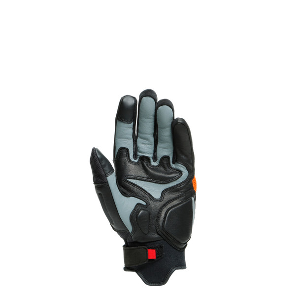 D-EXPLORER 2 GLOVES GLACIER-GRAY/ORANGE/BLACK- Gloves
