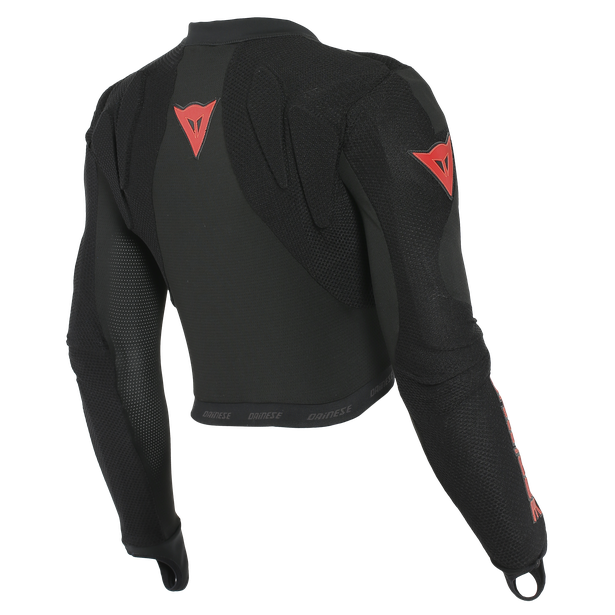 WC SLALOM JKT BLACK- Ski safety