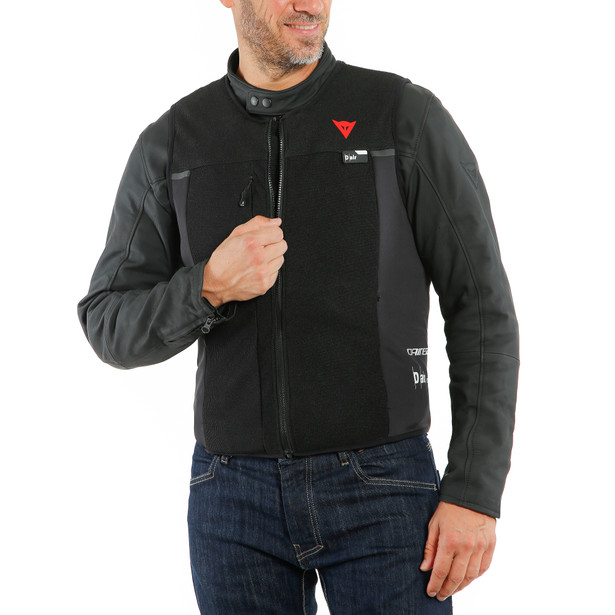 SMART JACKET BLACK- D-air