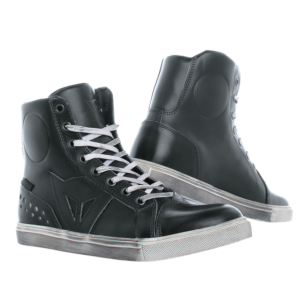 STREET ROCKER D-WP® LADY SHOES NERO- D-WP®