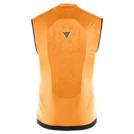 FLEXAGON WAISTCOAT LITE RUSSET-ORANGE