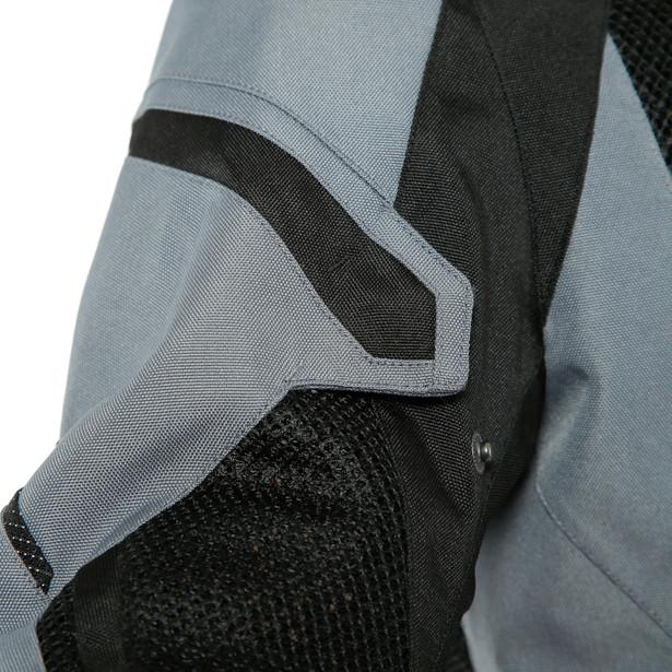 AIR CRONO 2 TEX JACKET BLACK/CHARCOAL-GRAY/CHARCOAL-GRAY- Textil