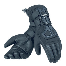 D-IMPACT 13 D-DRY® GLOVE BLACK/CARBON- Gloves