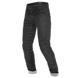 TRENTO SLIM JEANS BLACK-RINSED