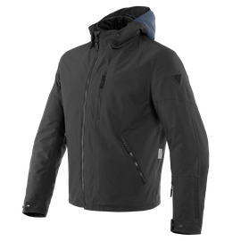MAYFAIR D-DRY JACKET EBONY/BLACK/BLACK
