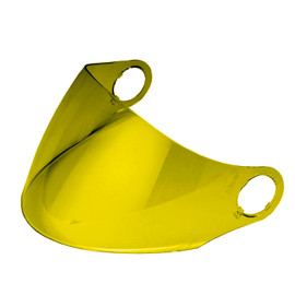 Visor CITY 18-2 YELLOW - Orbyt