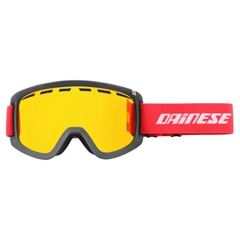 FREQUENCY GOGGLES BLACK/RED/RED-ION