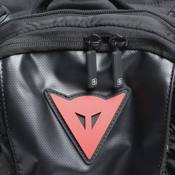 D-TAIL MOTORCYCLE BAG STEALTH-BLACK- Taschen