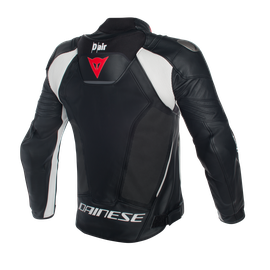 Misano D-air® Perforated jacket BLACK/BLACK/WHITE- Jacken