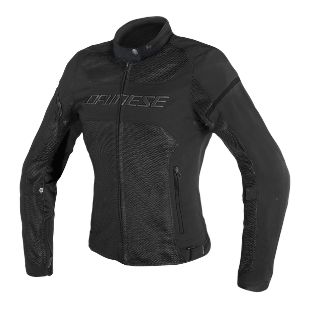 AIR FRAME D1 LADY TEX JACKET BLACK/BLACK/BLACK- Textile
