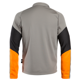 HP2 MID FULL ZIP MAN GUN-METAL/STRETCH-LIMO/RUSSET-ORANGE- Thermal Layers