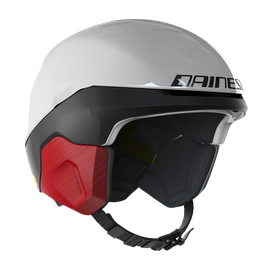 NUCLEO MIPS PRO STAR-WHITE/STRETCH-LIMO- Helme