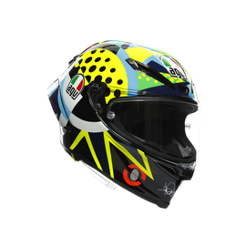 PISTA GP RR ECE DOT LIMITED EDITION - ROSSI WINTER TEST 2020