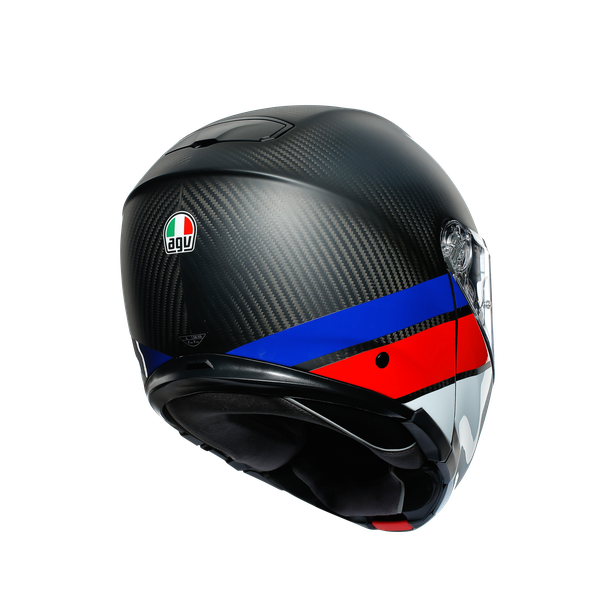 SPORTMODULAR MULTI E2205 - LAYER CARBON/RED/BLUE - Sportmodular