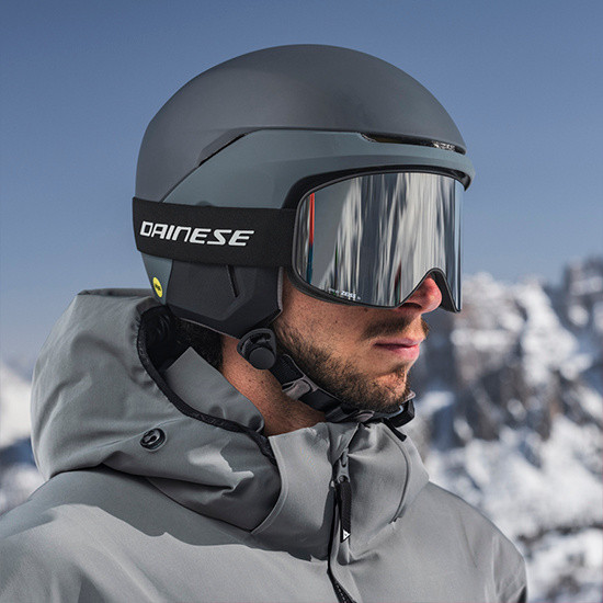 Dainese Winter Helmets and Protectors