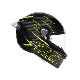 PISTA GP R E2205 TOP - PROJECT 46 3.0 CARBON - undefined