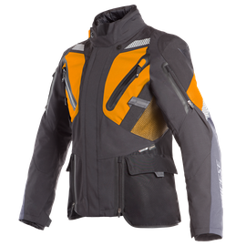 GRAN TURISMO GORE-TEX® JACKET BLACK/ORANGE/EBONY