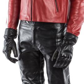 TECHNO72 GLOVES BLACK- Handschuhe