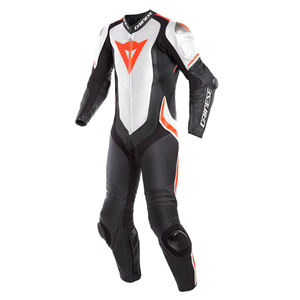LAGUNA SECA 4 1PC LEATHER SUIT - One Piece Suits