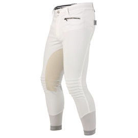 CIGAR PANTS WHITE- Pants