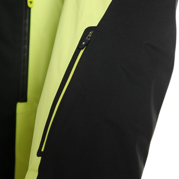 HP NEEDLE BLACK-TAPS/ACID-LIME- Jackets
