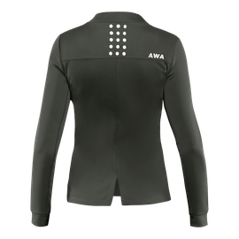 AWA BLACK SOFT FLEECE WMN NINE-IRON- Camisetas