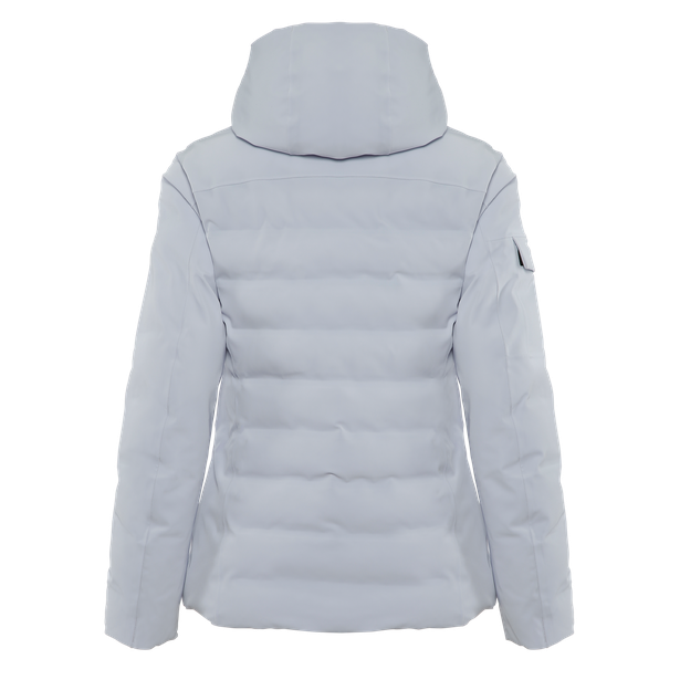 SKI DOWNJACKET SPORT WOMAN PURPLE-HEATHER- Women Winter Downjackets