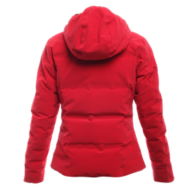 SKI DOWNJACKET WOMAN 2.0 CHILI-PEPPER- Jacken