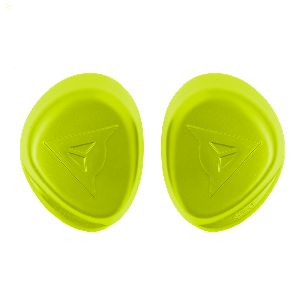 PISTA ELBOW SLIDER FLUO-YELLOW- Elbows