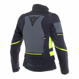 CARVE MASTER 2 LADY GORE-TEX JACKET BLACK/EBONY/FLUO-YELLOW- Gore-Tex®