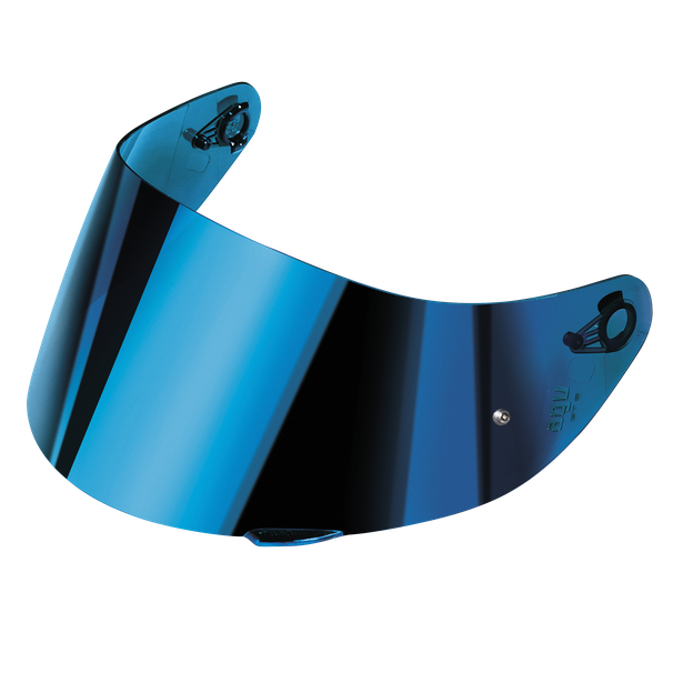 Visor GT2 IRIDIUM BLUE - Accessori