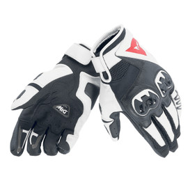 MIG C2 BLACK/WHITE/BLACK- Gloves