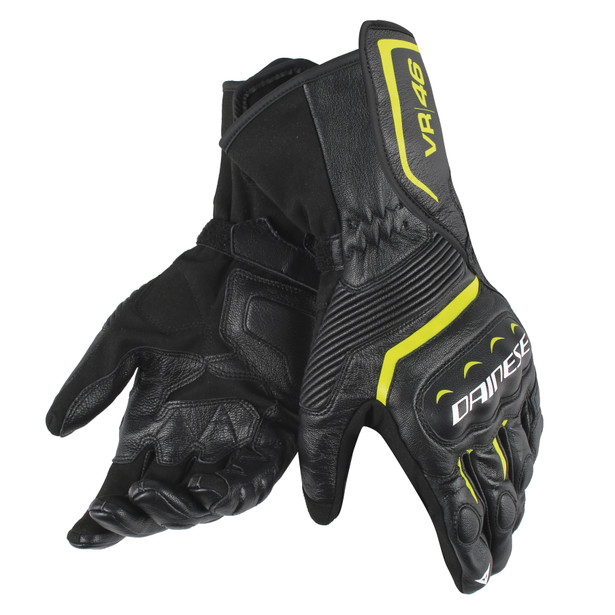 ASSEN VR46 GLOVES VR46- Gloves