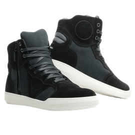 METROPOLIS D-WP SHOES BLACK/ANTHRACITE- D-Wp®