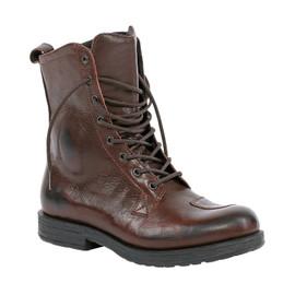 ANFIBIO CAFE' DARK BROWN- Shoes